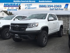 2019 Chevrolet Colorado Crew 4x4 Zr2 / Short Box | Heated Front seats Truck Crew Cab