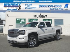 2018 GMC Sierra 1500 Denali | Heated and Vented Front Seats Truck Crew Cab