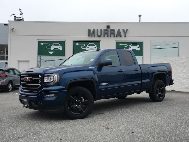 2019 GMC Sierra Limited Truck Double Cab