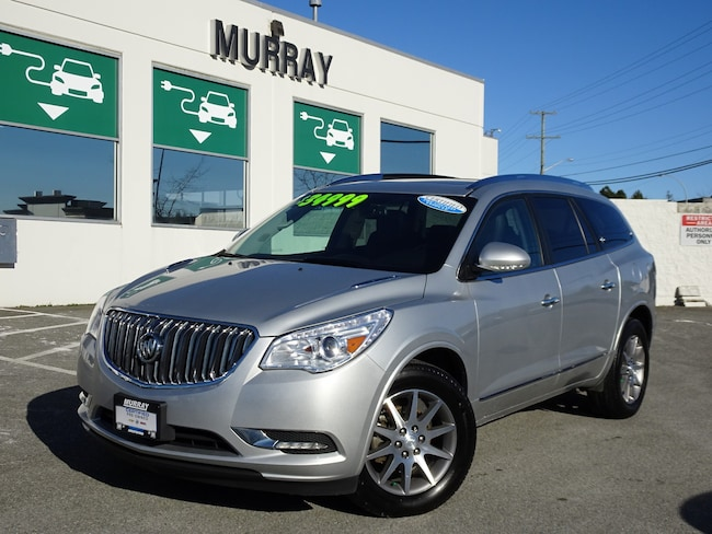 2016 Buick Enclave Leather AWD Remote start, Bluetooth SUV