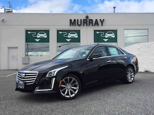 2019 CADILLAC CTS Luxury | Wireless Charging
