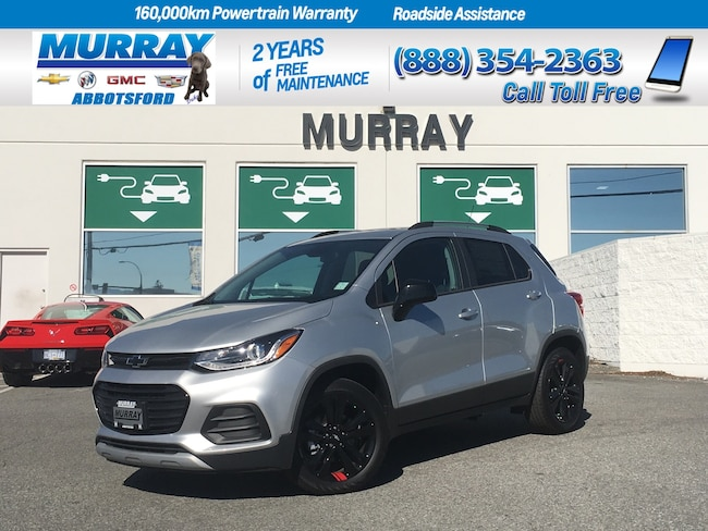 2019 Chevrolet Trax AWD LT | True North Edition SUV