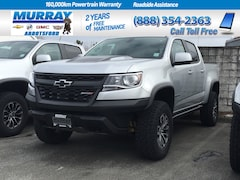 2019 Chevrolet Colorado Crew 4x4 Zr2 / Short Box | Off Road rocker protect Truck Crew Cab