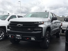 2019 Chevrolet Silverado 1500 LT Trail Boss | Advanced Trailering Package Truck Crew Cab