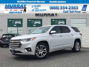2018 Chevrolet Traverse High Country | Surround Vision