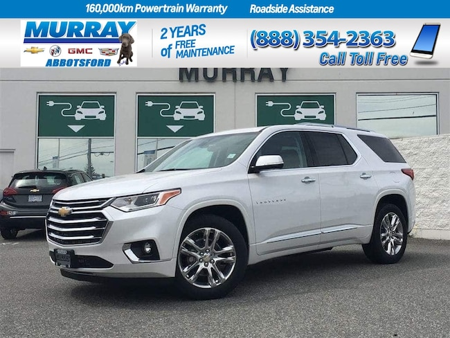 2018 Chevrolet Traverse High Country | Surround Vision SUV