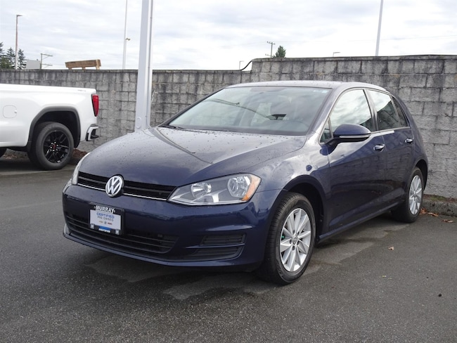 2016 Volkswagen Golf TSI S 6A w/Sunroof Hatchback