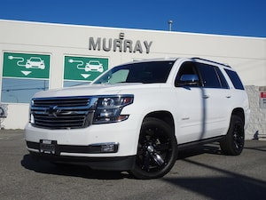 2016 Chevrolet Tahoe LTZ 4WD Navigation, Rear Entertainment SUV
