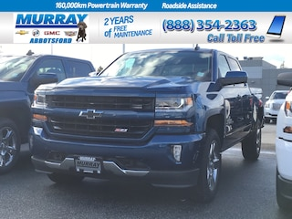 2018 Chevrolet Silverado 1500   True North Edition | Heated seats Crew Cab Short Bed Truck