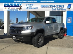 2019 Chevrolet Colorado Crew 4x4 Zr2 / Short Box | Navigation Truck Crew Cab