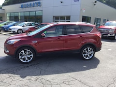 2016 Ford Escape Titanium FOUR-WHEEL DRIVE WITH LOCKING AND LIMITED-SLIP DIF