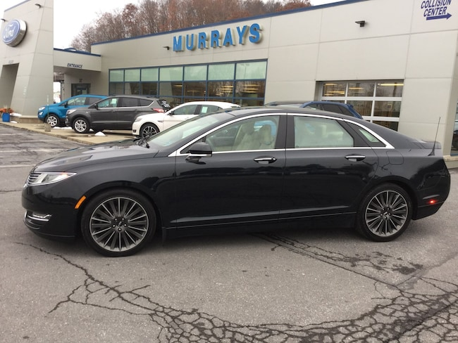 2014 Lincoln MKZ ALL-WHEEL DRIVE WITH LOCKING DIFFERENTIAL  S