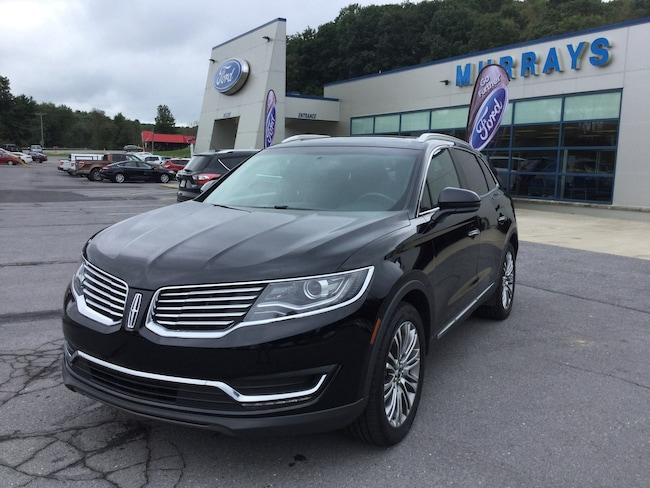2017 Lincoln MKX Reserve All-Wheel Drive with Locking Differential  S