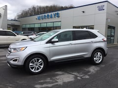 2015 Ford Edge SEL All-Wheel Drive with Locking and Limited-Slip Diff