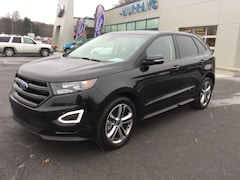 2015 Ford Edge Sport ALL-WHEEL DRIVE WITH LOCKING AND LIMITED-SLIP DIFF