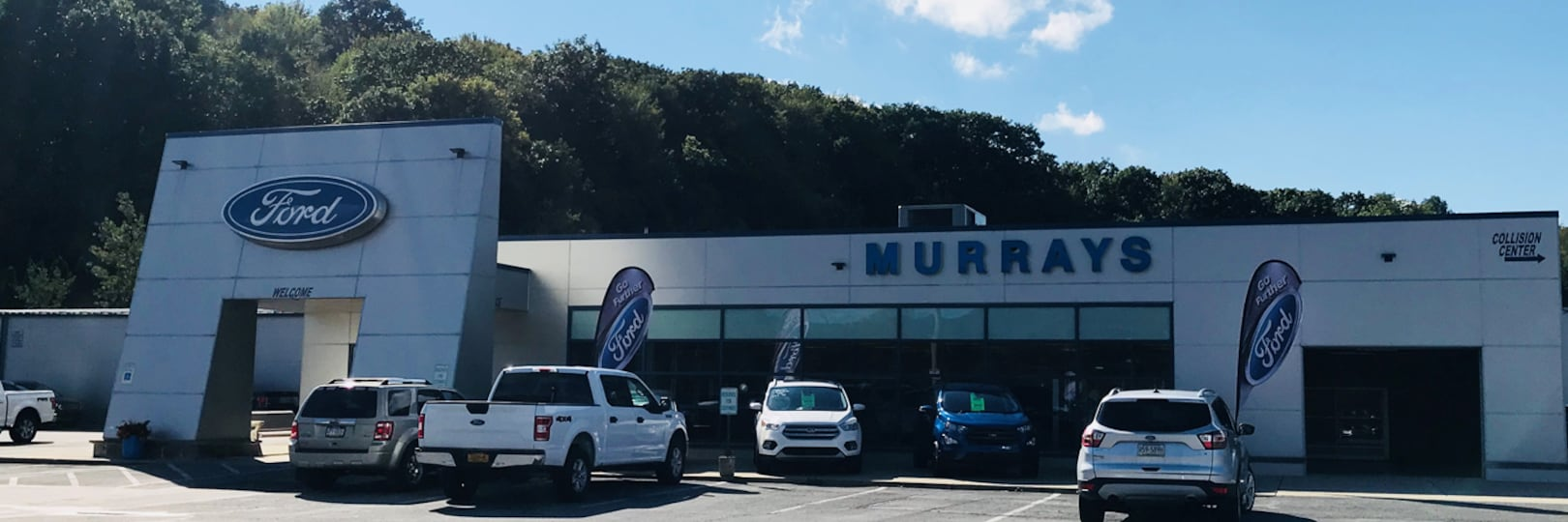 Murray Ford Dubois Pa >> Murray S Ford Lincoln Ford Lincoln Dealership In Du Bois Pa