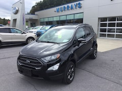 2018 Ford EcoSport SES Four-Wheel Drive with Locking Differential