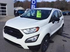 2020 Ford EcoSport S Sport Util