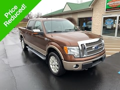 2011 Ford F-150 King Ranch Truck SuperCrew Cab
