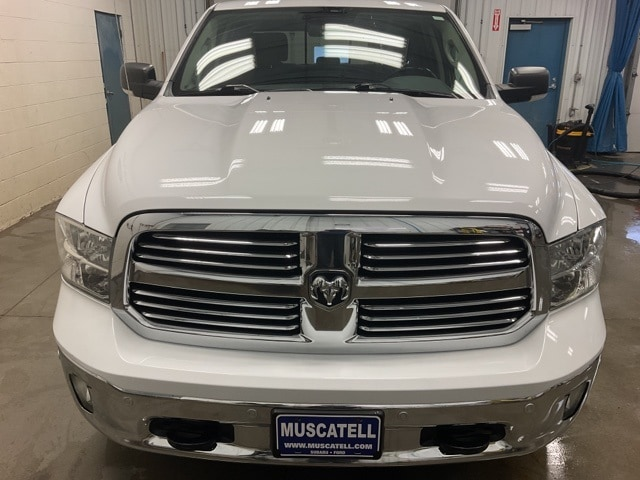 Used 2016 RAM Ram 1500 Pickup Big Horn with VIN 1C6RR7LT9GS137617 for sale in Hawley, Minnesota
