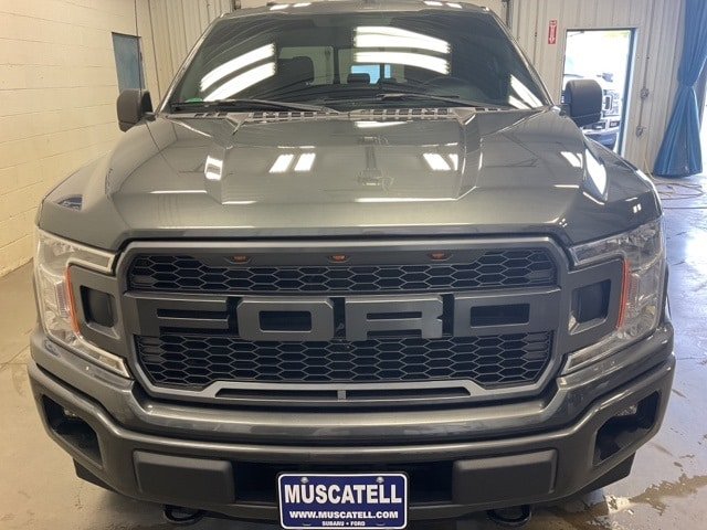Used 2018 Ford F-150 XLT with VIN 1FTEW1EP7JFB41890 for sale in Hawley, Minnesota