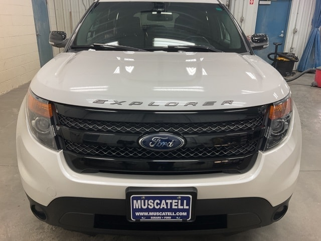 Used 2015 Ford Explorer Sport with VIN 1FM5K8GT2FGB50220 for sale in Hawley, Minnesota