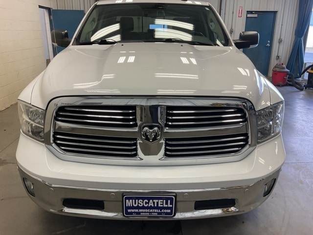 Used 2017 RAM Ram 1500 Pickup Big Horn with VIN 3C6RR7LT9HG564577 for sale in Hawley, Minnesota