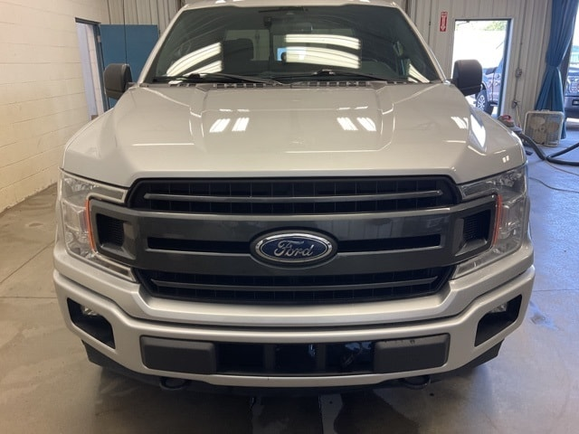 Used 2019 Ford F-150 XLT with VIN 1FTEW1E54KKC56146 for sale in Hawley, Minnesota