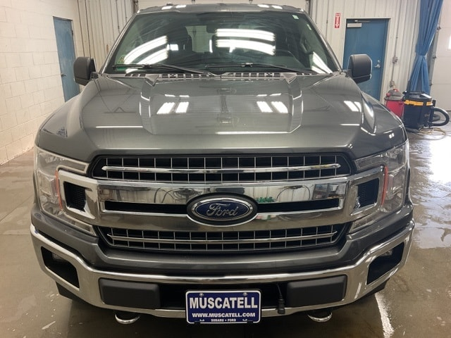 Used 2018 Ford F-150 XLT with VIN 1FTEW1EP3JFD52939 for sale in Hawley, Minnesota