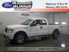 2014 Ford F-150 4X4 Supercab Truck