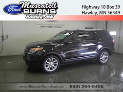 Used 2015 Ford Explorer Limited SUV in Hawley