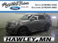 New 2019 Ford Expedition XLT SUV in Hawley