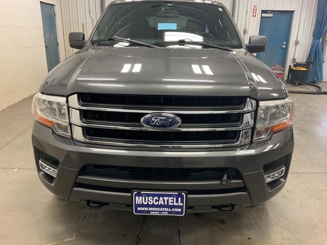 Used 2017 Ford Expedition XLT with VIN 1FMJK1JT7HEA25923 for sale in Hawley, Minnesota