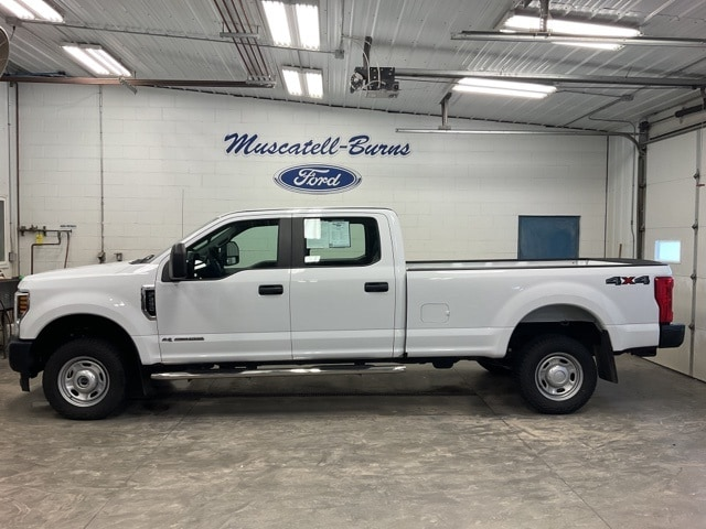 Used 2018 Ford F-250 Super Duty XL with VIN 1FT7W2BT7JEC43017 for sale in Hawley, Minnesota