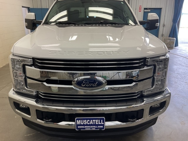 Used 2019 Ford F-250 Super Duty Lariat with VIN 1FT7W2B60KEE54927 for sale in Hawley, Minnesota