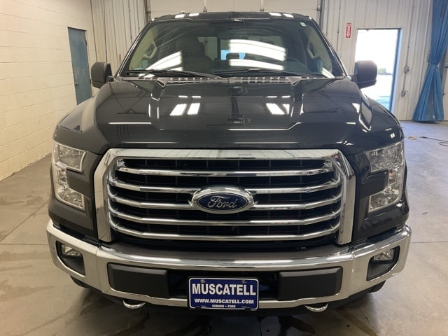 Used 2015 Ford F-150 XLT with VIN 1FTEW1EF1FKE30172 for sale in Hawley, Minnesota