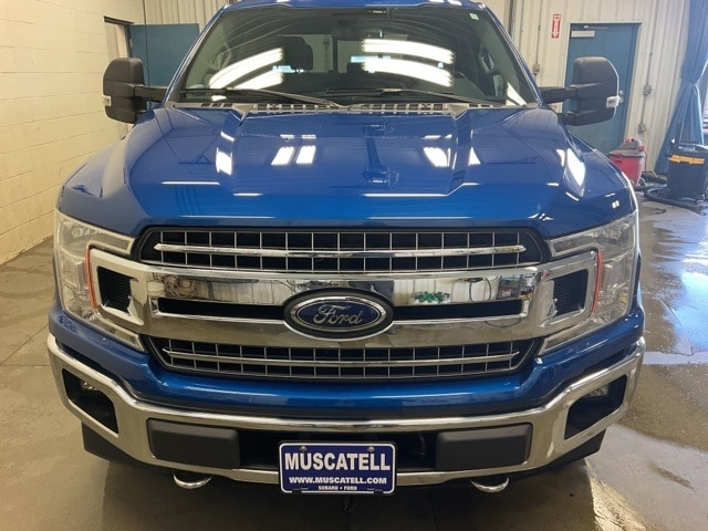 Used 2018 Ford F-150 XLT with VIN 1FTFW1EG4JKC41473 for sale in Hawley, Minnesota