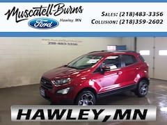Used 2018 Ford EcoSport SES SUV in Hawley
