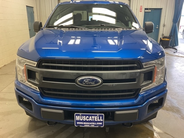 Used 2018 Ford F-150 XLT with VIN 1FTEW1EP4JFE68649 for sale in Hawley, Minnesota