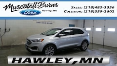Used 2019 Ford Edge Titanium SUV in Hawley