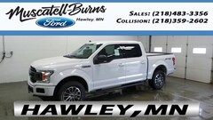 New 2020 Ford F-150 4X4 Supercrew Truck in Hawley