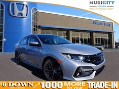 New 2020 Honda Civic Sport Hatchback for sale in Nashville TN