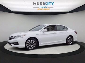 2017 Honda Accord Hybrid Sedan