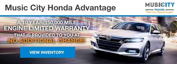 New and Used Honda Vehicles | Honda Dealer Near Nashville TN
