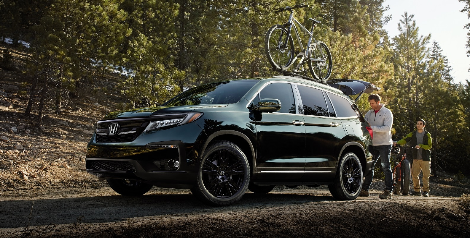 Honda Dealers In Tennessee >> New Honda Pilot For Sale Honda Dealer Near Nashville Tn