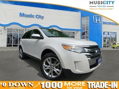 Used 2012 Ford Edge Limited SUV for sale in Nashville