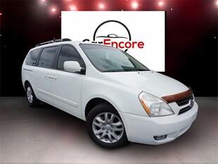 2007 Kia Sedona EX Van
