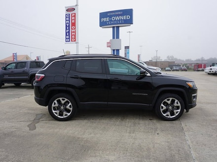 2018 Jeep Compass Limited 4WD SUV
