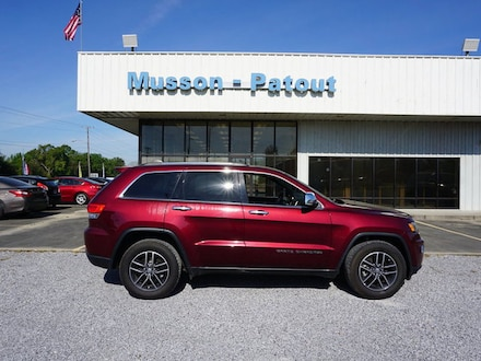 2017 Jeep Grand Cherokee Limited 2WD SUV