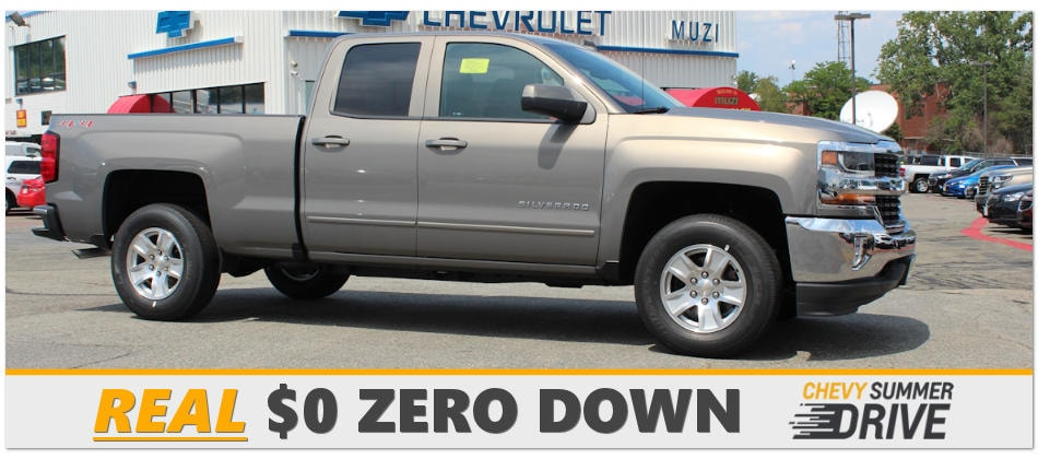 $0 Zero Down Chevy Lease In Massachusetts | No Money Down ...